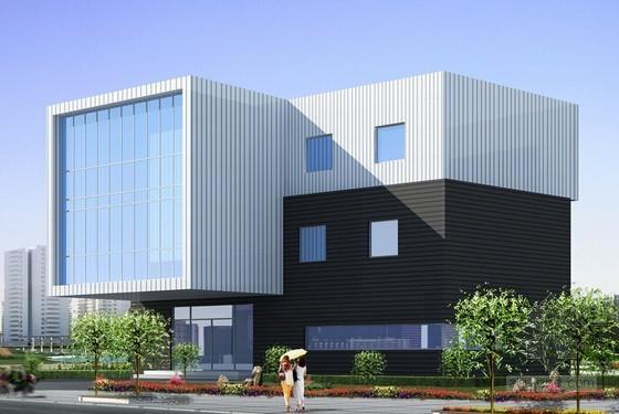 砖混结构办公楼土建工程量计算书及预算书(附全套图纸94页)