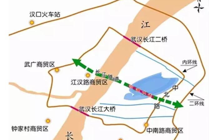 武汉沙湖大桥设计方案欣赏