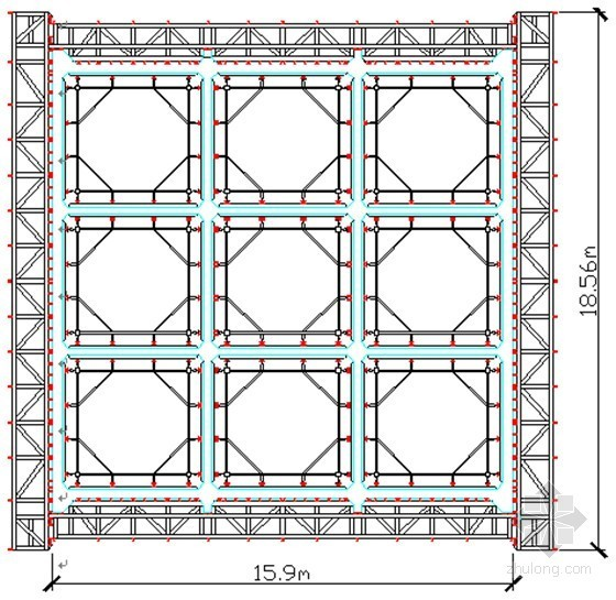 [福建]5万吨级集装箱专用泊位码头工程施工组织设计400余页(图文并茂)