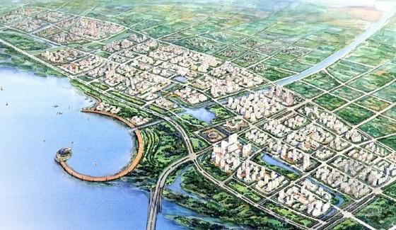 [福建]滨江魅力新城控规及重点地段设计方案文本