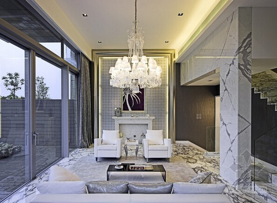 [福建]住宅楼样板房装饰工程施工合同
