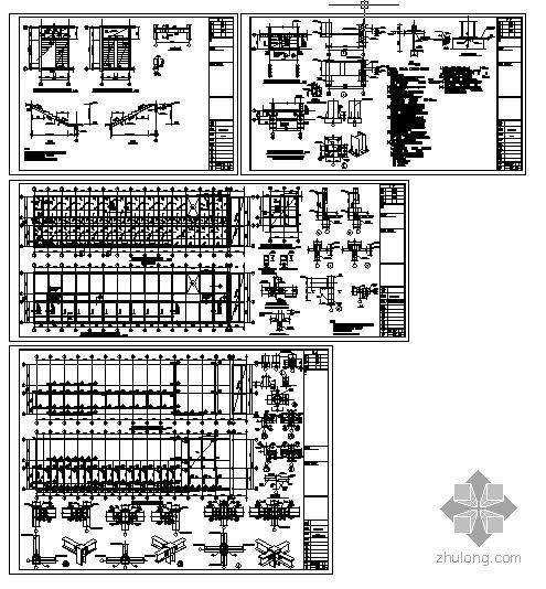 某办公楼改造工程图纸