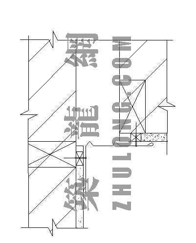 外墙变形缝详图