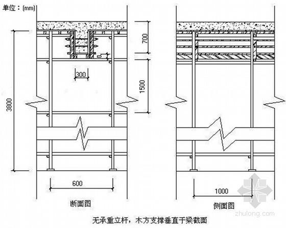 [广东]住宅工程4.5m高支模施工方案(计算书)