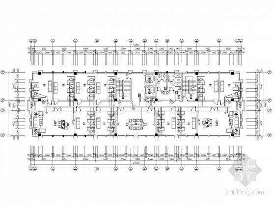 [江西]多层办公楼电气施工图