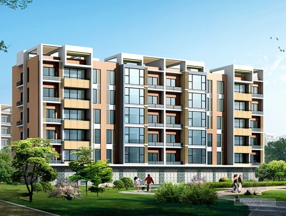 [广西]住宅区建施工程施工招标文件(合同估算价10500万 119页)