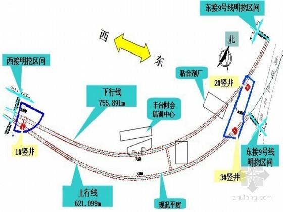 北京轨道交通暗挖隧道初衬施工方案155页(附CAD)