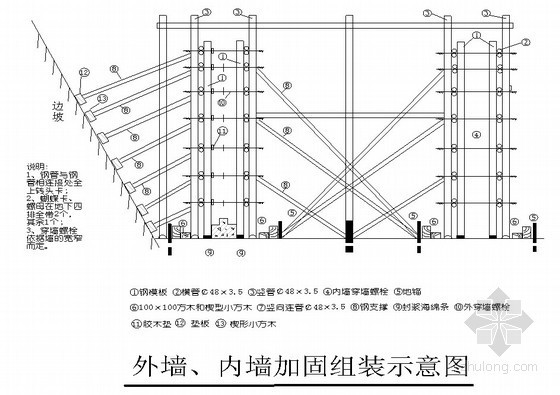 [广东]多层商业工程施工组织设计(技术标)