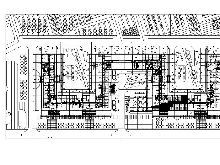 长兴商务楼给排水工程施工图