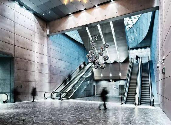 世界最美地铁景观,美到让你不想回家_71