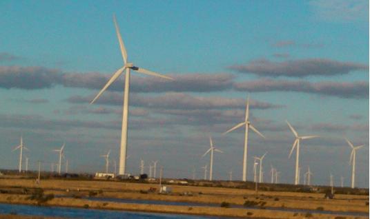 浦北龙门100MW风电场一期工程风机及箱变基础、场内道路技术文件