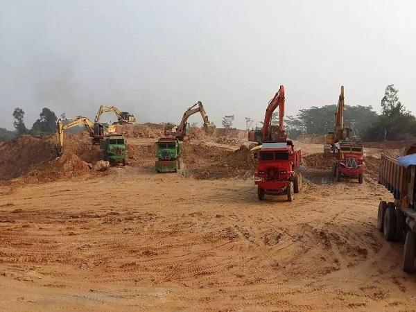 土方开挖施工要点