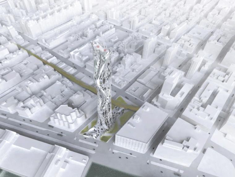 2009摩天大楼设计竞赛eVoloSkyscraperCompetition获奖作品