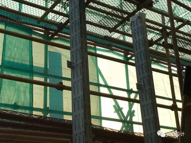 玻璃幕墙与装饰收口问题及施工流程_9