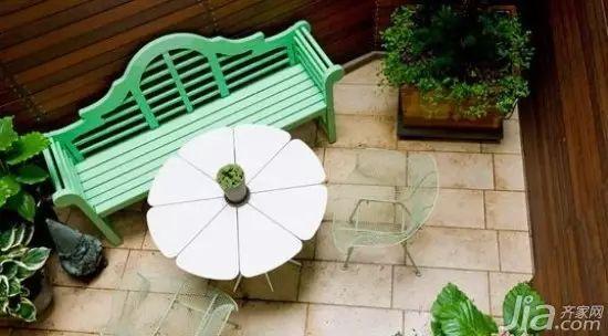 """158款·精致阳台改造案例,小阳台也有""""花园梦""""!_88"""