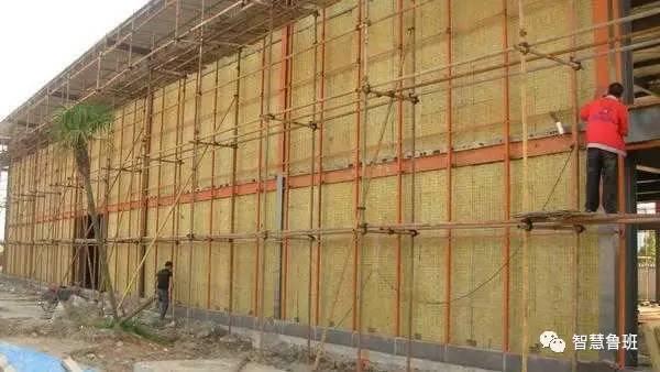 建筑外墙干挂石材不用龙骨,保温同步完成,石材厚度还能减半_2