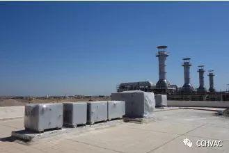 哈法亚油田一、二期地面建设暖通设计