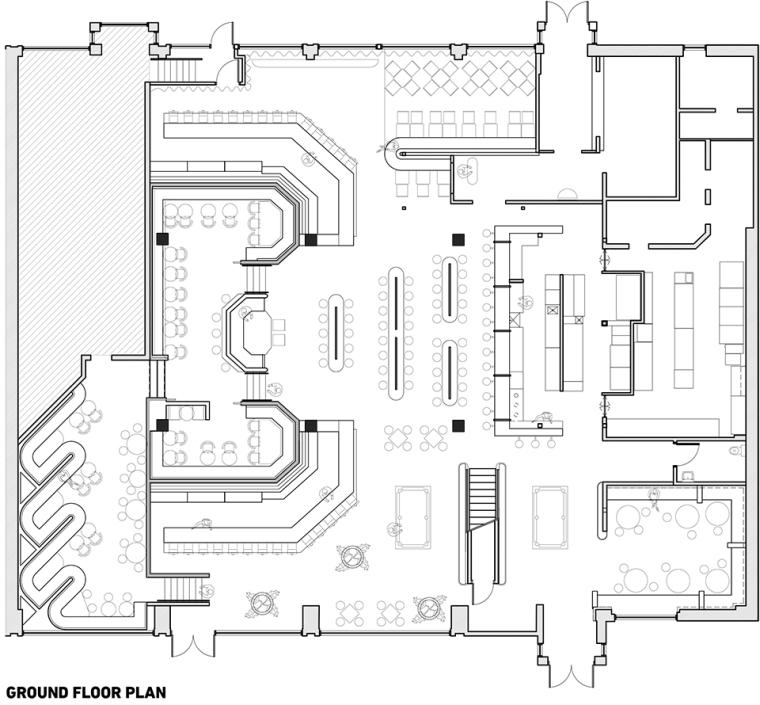加拿大MissWong中餐厅-001-miss-wong-restaurant-by-menard-dworkind-architecture-design