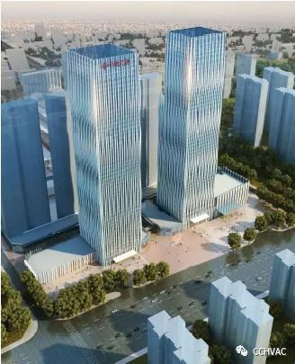 西宁海湖万达广场—12#楼(五星级酒店)的空调设计