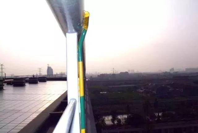屋面避雷安装优质做法_9