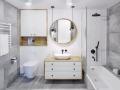 如何设计一个理想的高品质卫生间?
