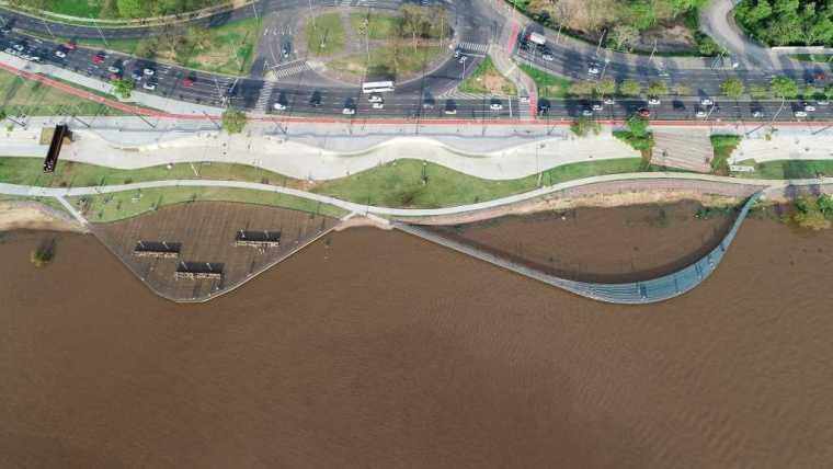 巴西阿雷格里港滨水公园-4