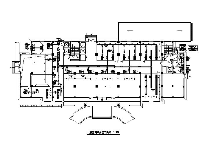 武汉市某科研大楼通风空调系统设计