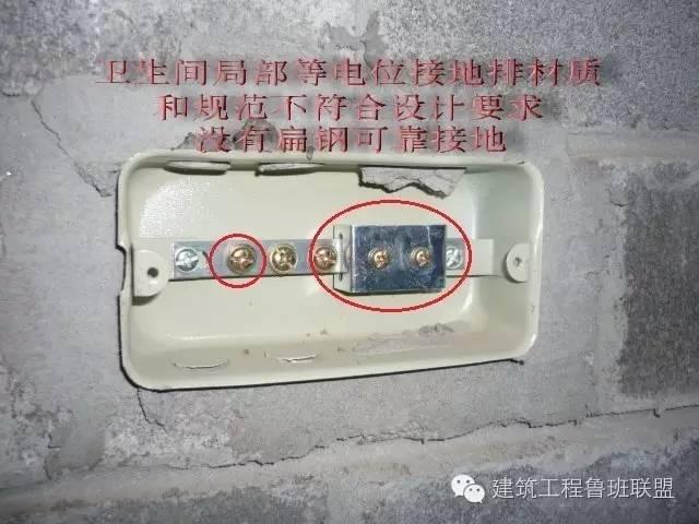 防雷接地及等电位安装工程的这些典型问题如何处理?