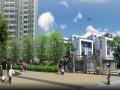 [广州]大学城公租房园林绿化设计方案
