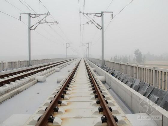 [河南]新建铁路客运专线施工组织设计(迁改、站场、路桥、无碴轨道)