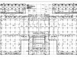 [北京]办公楼给排水消防施工图设计(气体灭火)