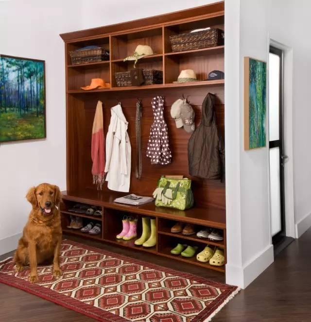 60款不同空间的衣柜设计,你不想看看?