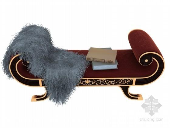 床尾踏3D模型下载
