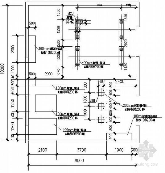 某污水源热泵项目机房全套设计图纸