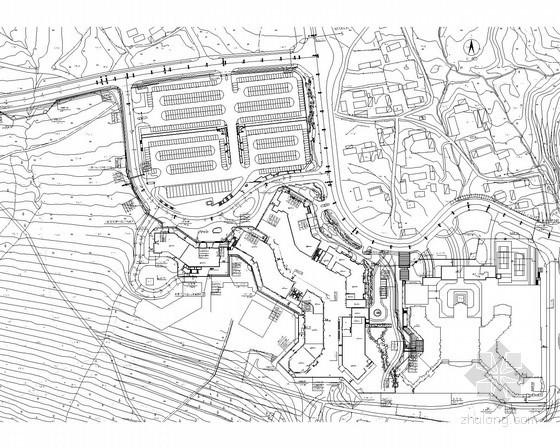 [吉林]旅游度假项目井水管网施工图