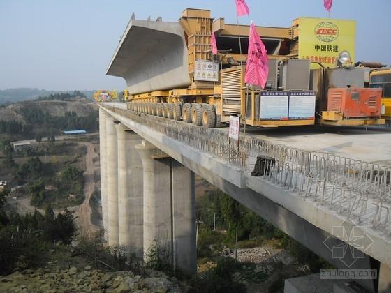 新建铁路客运专线工程实施性施工组织设计521页(图表丰富含路桥隧)