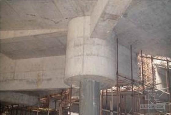 环梁-环形牛腿钢骨混凝土梁柱节点施工工法(附图)