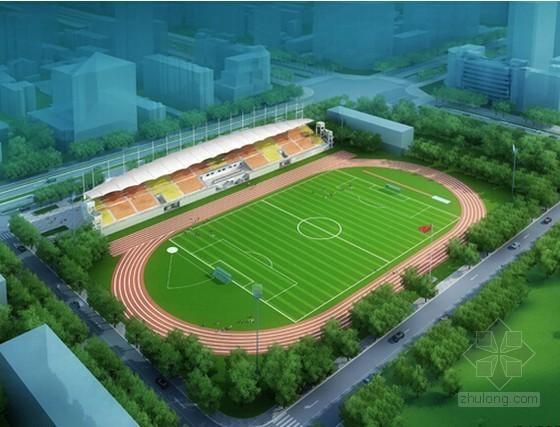 [山东]中学室外运动场及室外管网工程招标文件