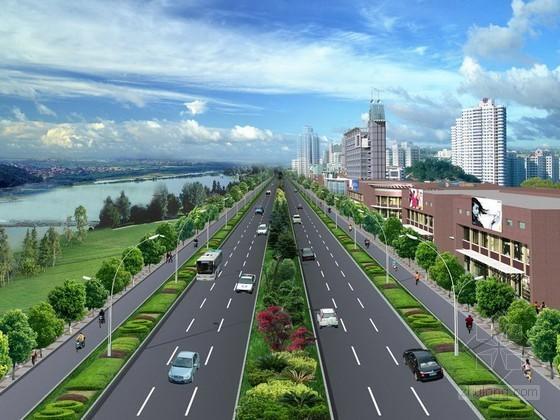 市政道路及雨污排水工程施工组织设计(76页)