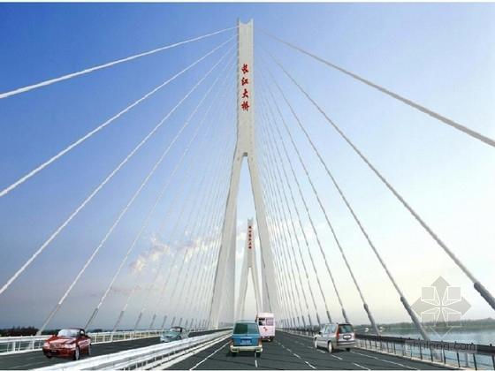 [湖北]长江大桥环保景观绿化施工图101张