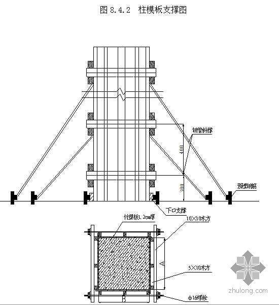 天津某大型工业厂房工程施工组织设计(门式刚架)