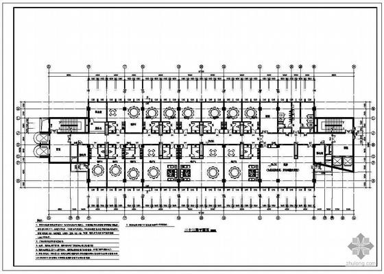 某二十三层综合大厦建筑施工图-3