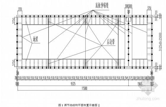 钢筋混凝土水池设计中的裂缝控制