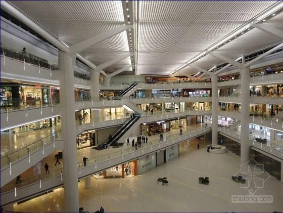 [辽宁]框架结构商业广场质量创优申报PPT(118页,附图丰富)