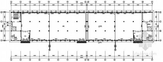 [保定]某鞋业有限公司厂房采暖施工图
