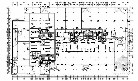 西部某33层住宅楼给排水图纸