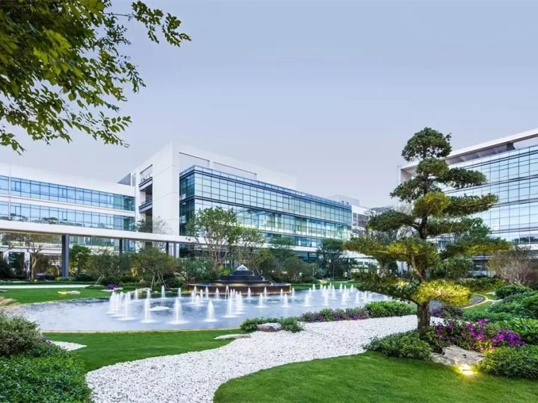 东莞OPPO工业园景观