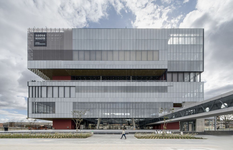 ágora-Bogotá会议中心-1