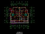 双联别墅建筑施工图