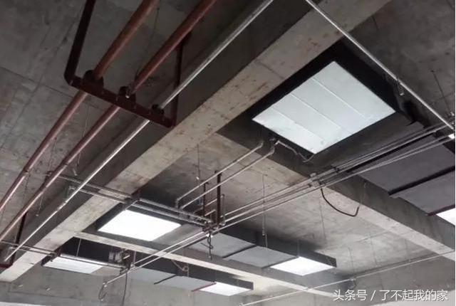 「通风工程」风管盘管系统图解